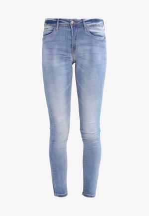 ERIN - Jeans Skinny - bleached light blue