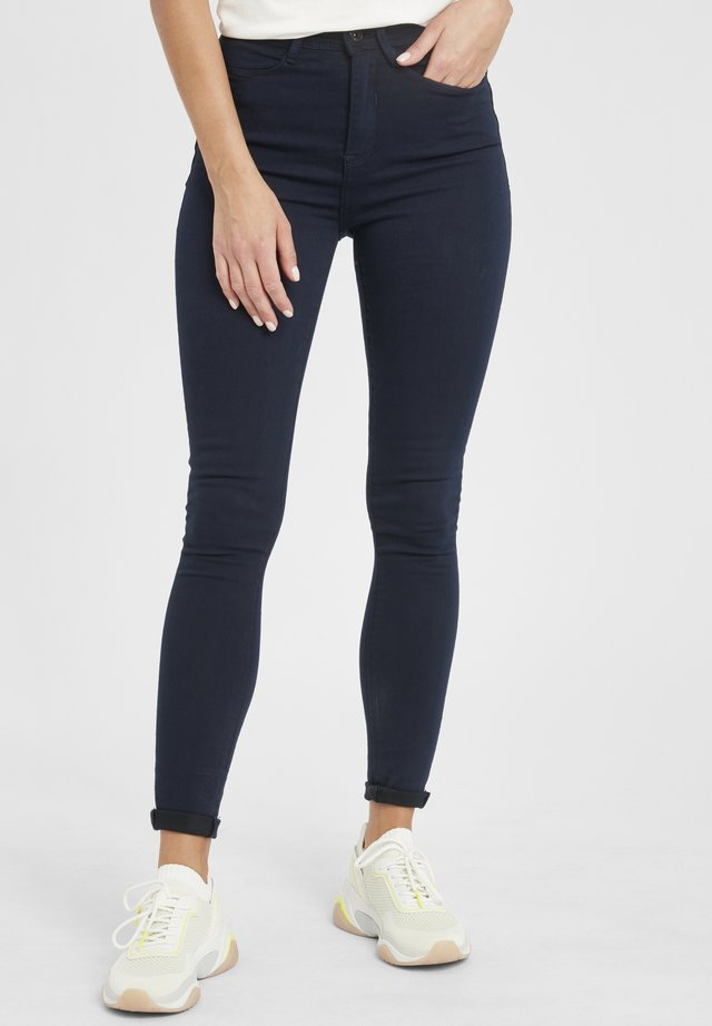 PALOMA FLASH - Jeans Skinny Fit - total eclipse
