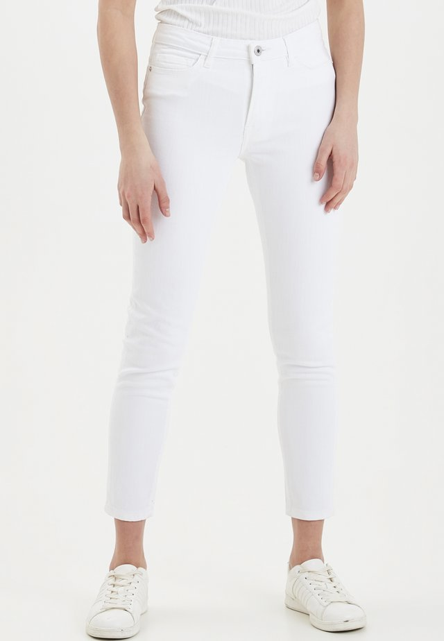 IHGESTO  - Jeans Slim Fit - white