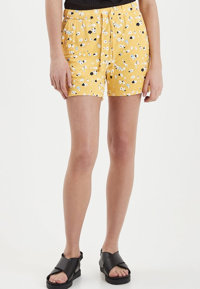 IHLISA  - Shorts - buff yellow