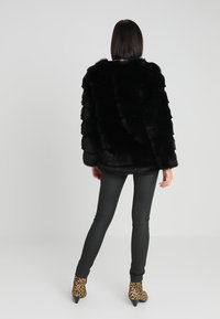 ICHI - ZENIA - Winter coat - black - 2