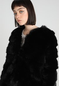 ICHI - ZENIA - Winter coat - black - 4