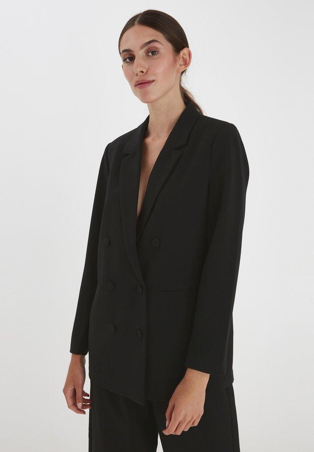 IHJINNY - Korte frakker - black