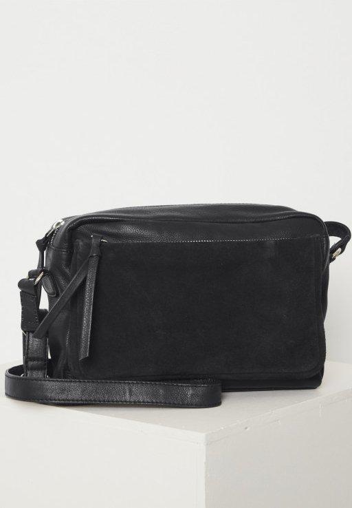 ICHI - IASOPHIE CROSS - Across body bag - black