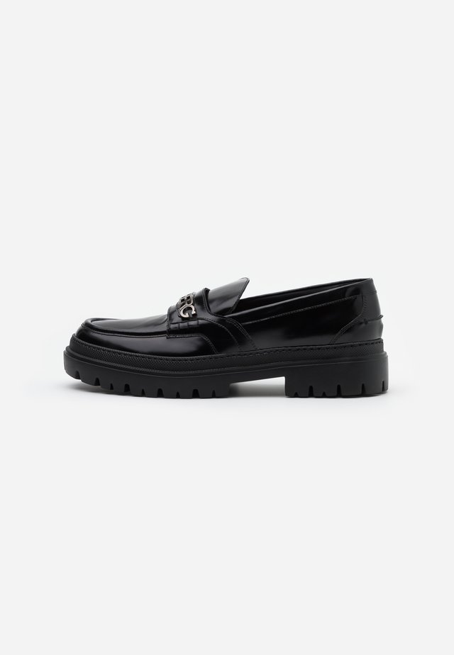 CLIMB - Loafers - black
