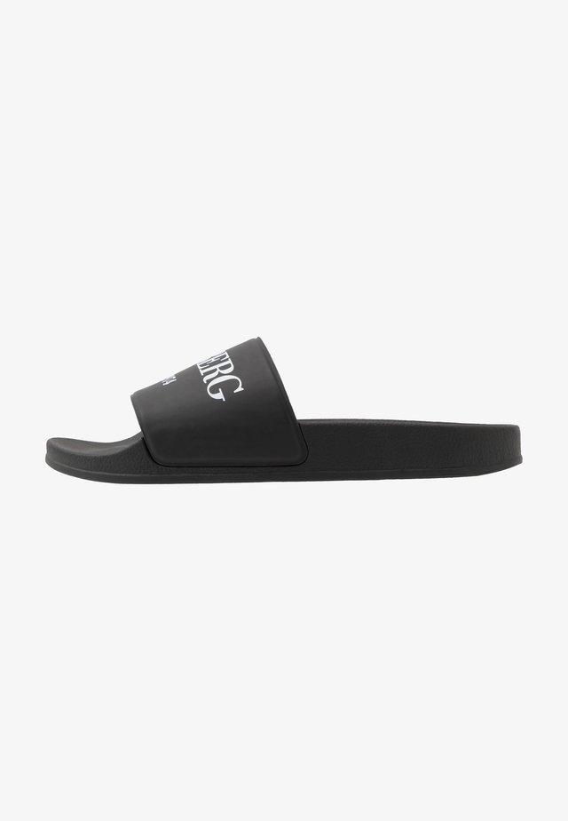 LIU - Slip-ins - black