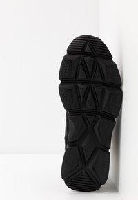 Iceberg - CITY RUN - Sneakers hoog - black - 4