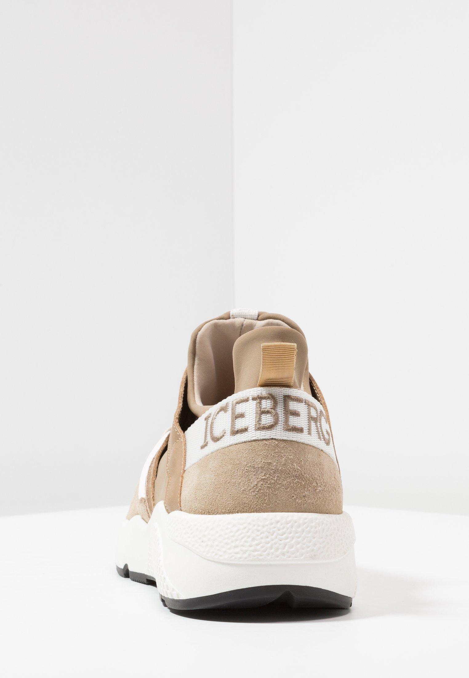 Iceberg Canaria - Sneakers Beige