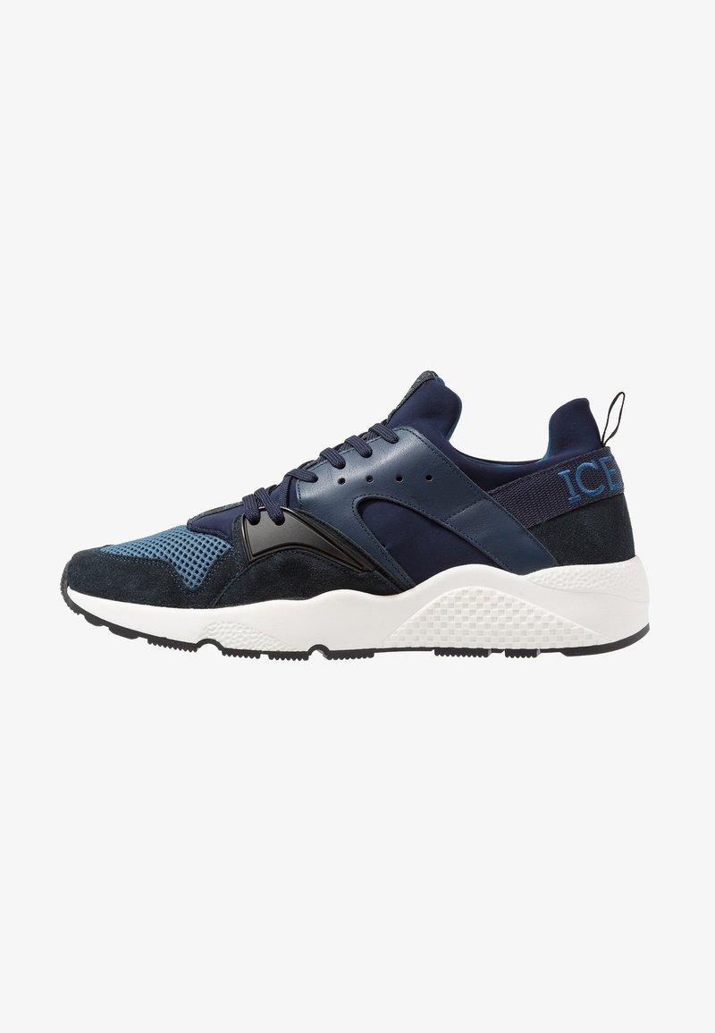 Iceberg - CANARIA - Sneaker low - blue
