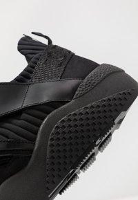 Iceberg - CANARIA - Sneakers basse - black - 5