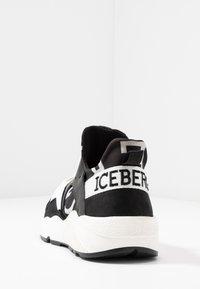 Iceberg - CANARIA - Sneakers basse - stamp - 3