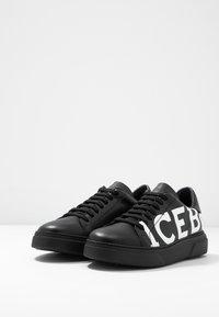 Iceberg - PHANTOM - Sneakers basse - black - 2