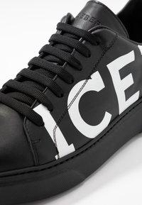 Iceberg - PHANTOM - Sneakers basse - black - 5