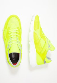 Iceberg - CITY RUN - Sneakers basse - fluo - 1
