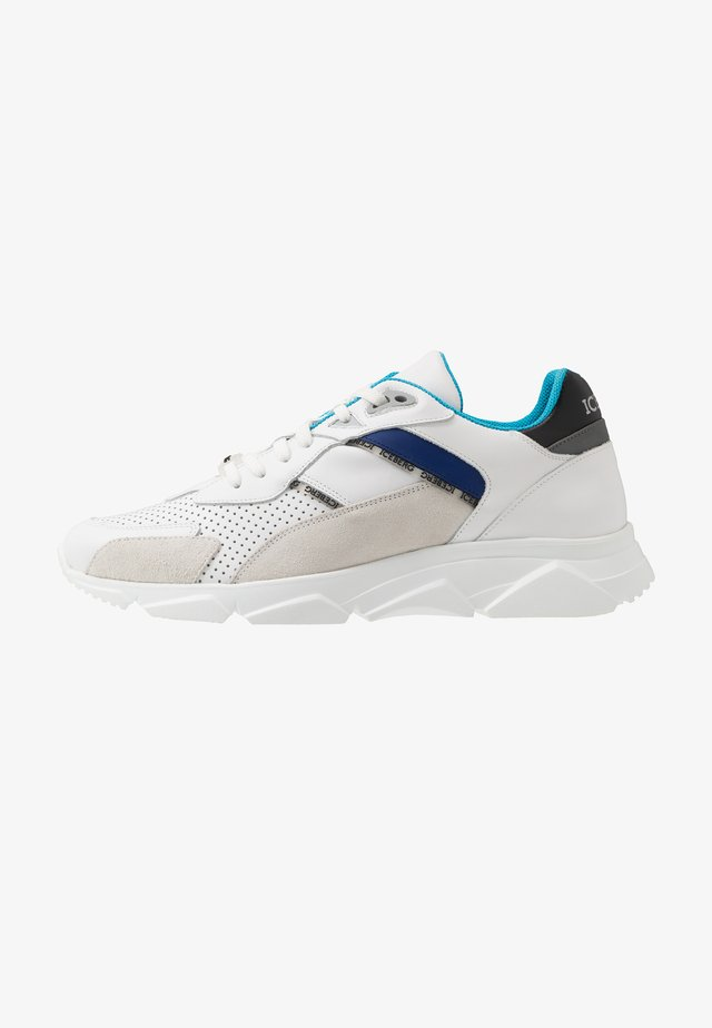 CITY RUN - Sneakers basse - blue