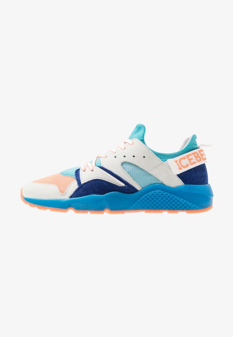 Iceberg - CANARIA - Sneakers basse - blue