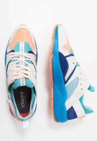 Iceberg - CANARIA - Sneakers basse - blue - 1