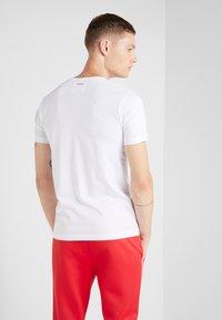Iceberg - T-shirt imprimé - white - 2