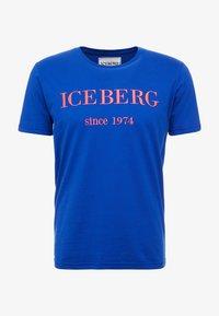 Iceberg - T-shirt imprimé - blue - 4