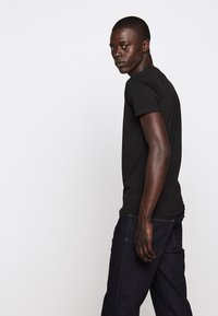 Iceberg - T-shirt con stampa - black - 4