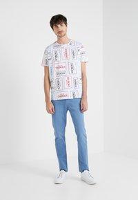 Iceberg - T-shirt imprimé - white - 1