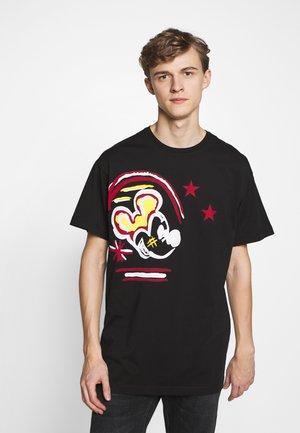 MICKEY MOUSE - Print T-shirt - nero