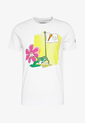CARTOON - T-shirt print - bianco ottico