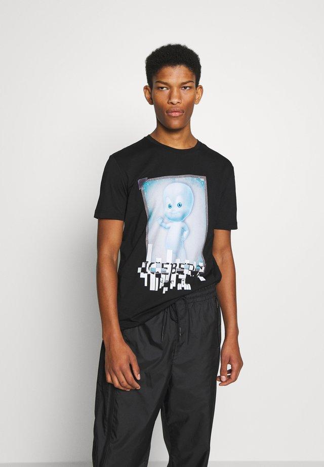 CASPER - T-shirts print - nero