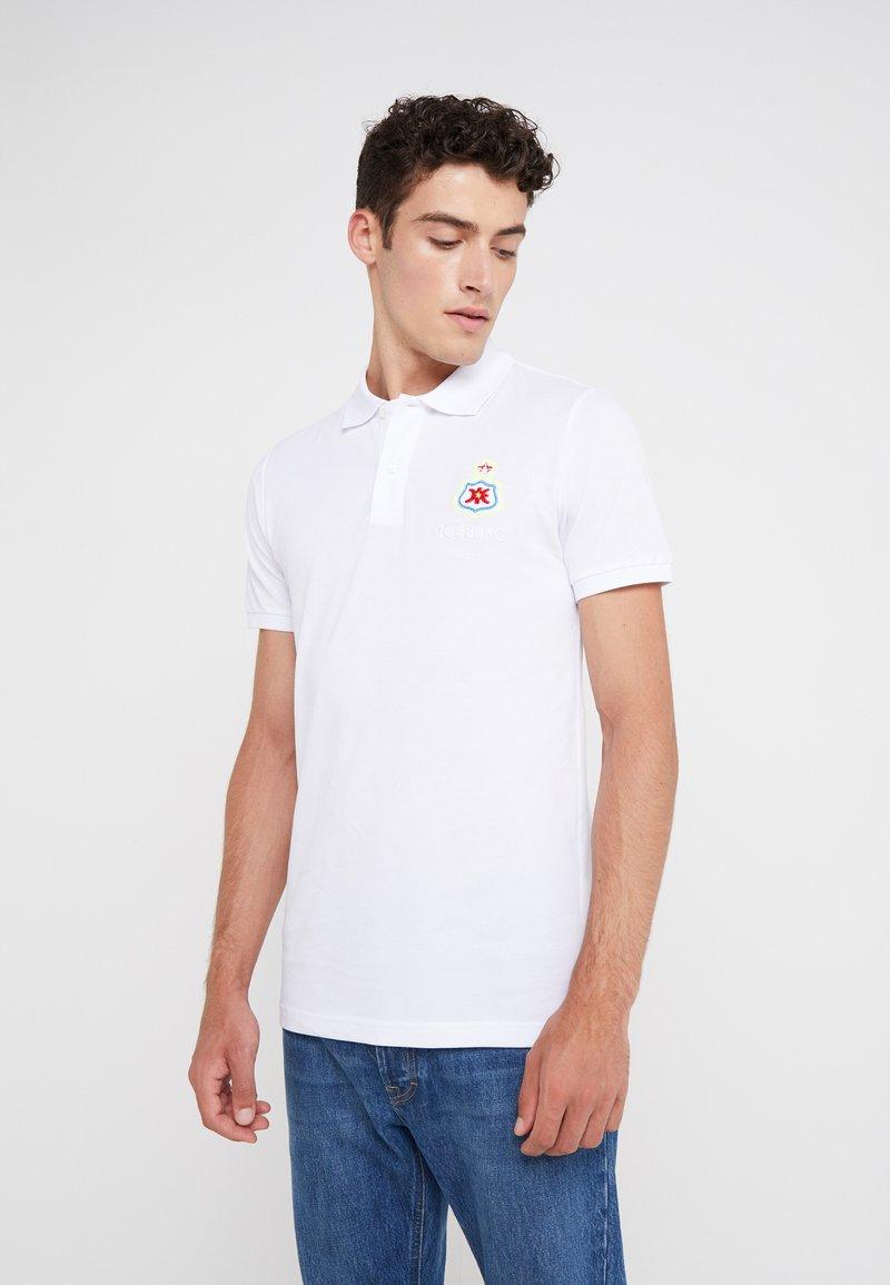 Iceberg - SPINACH - T-Shirt print - white