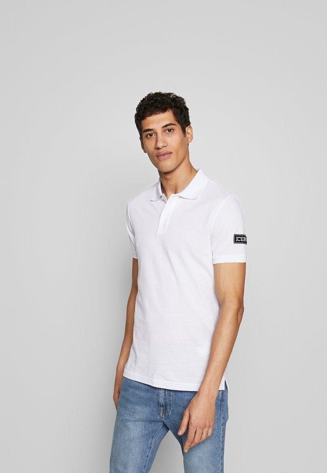 LOGO - Poloshirts - bianco ottico