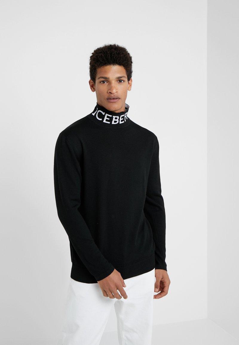 Iceberg - MAGLIA - Pullover - black