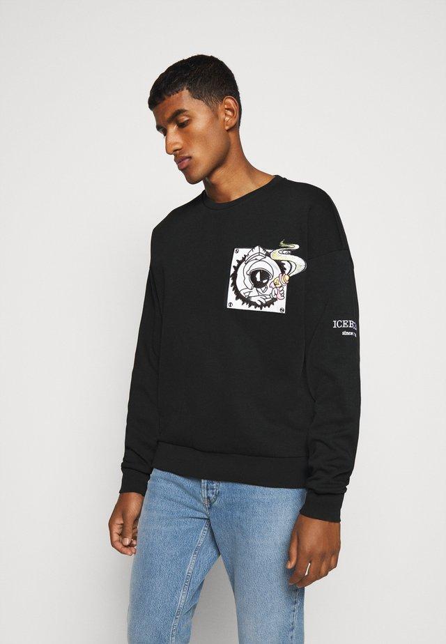 FELPA - Sweatshirts - nero