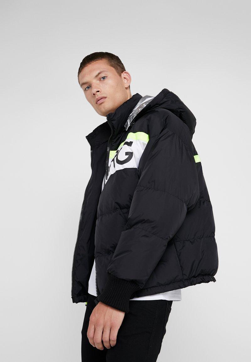 Iceberg - Gewatteerde jas - black