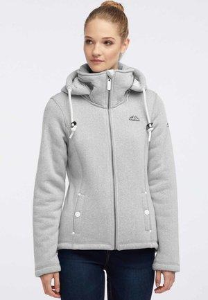 Forro polar - grey melange
