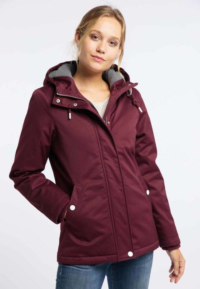 Winterjacke - bordeaux