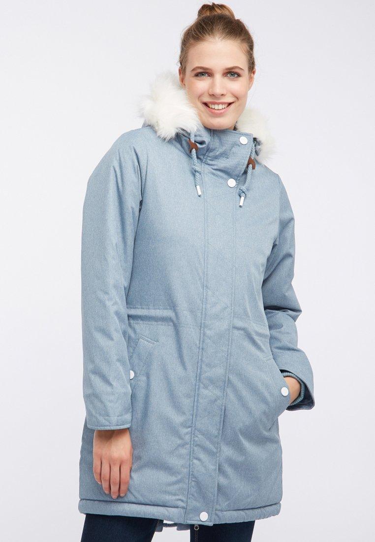 ICEBOUND - Cappotto invernale - light blue