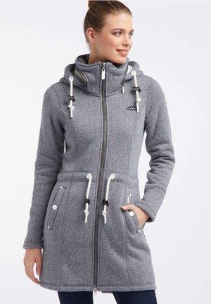 Parka - mottled grey
