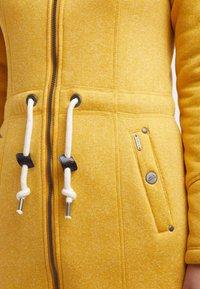 ICEBOUND - Parka - mustard melange - 3