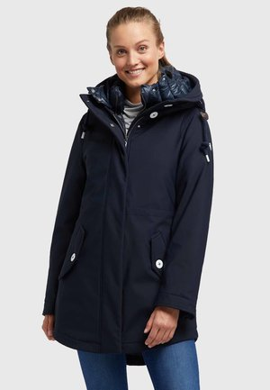 3 IN 1  - Parka - navy