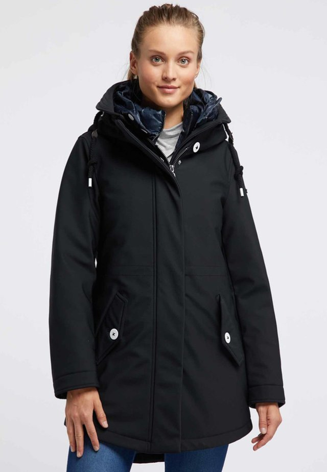 3 IN 1  - Parka - black