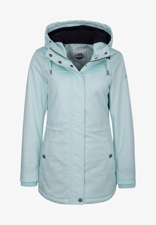 Parka - ice blue