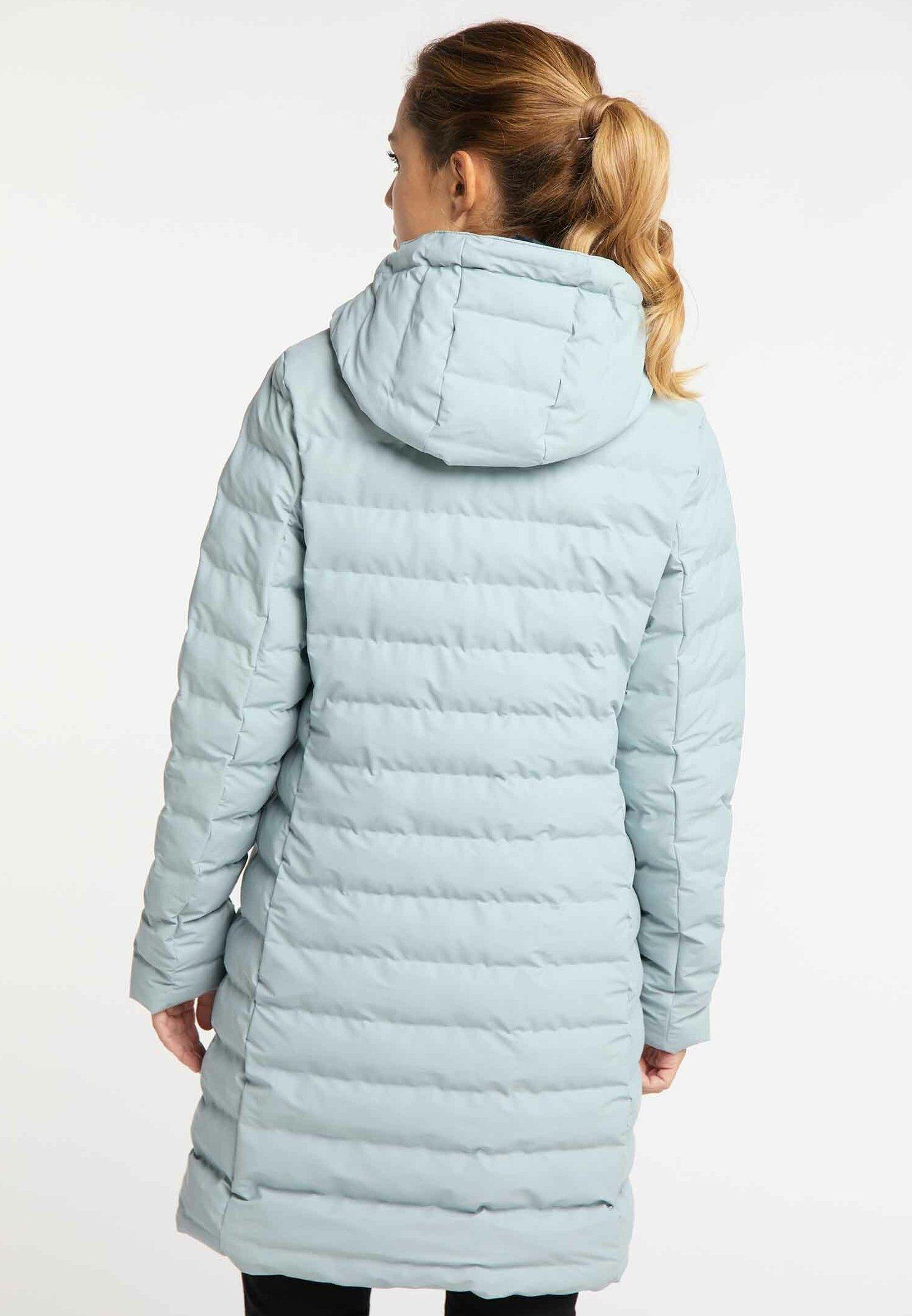 Icebound MANTEL - Cappotto invernale light blue