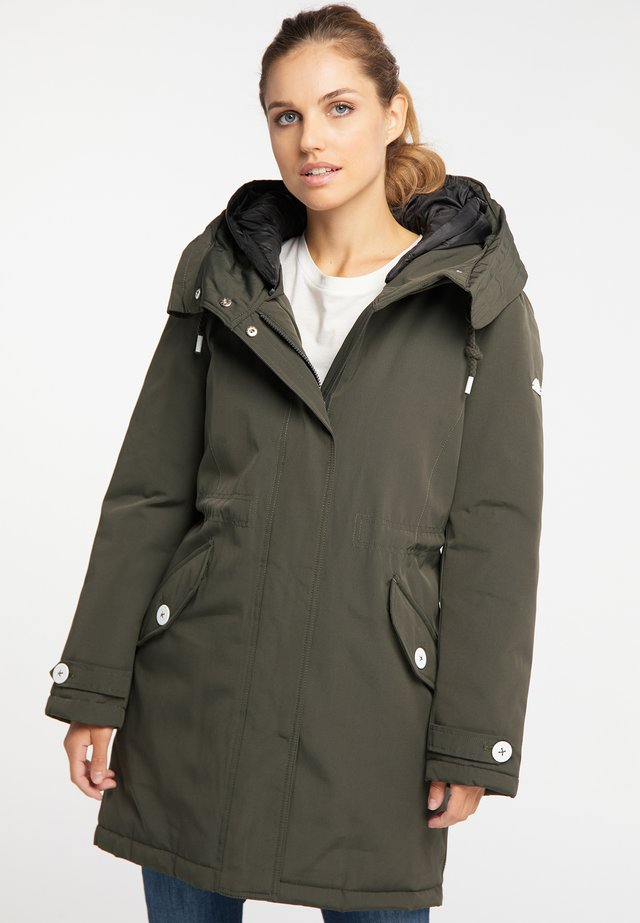 ICEBOUND  - Winter coat - olive