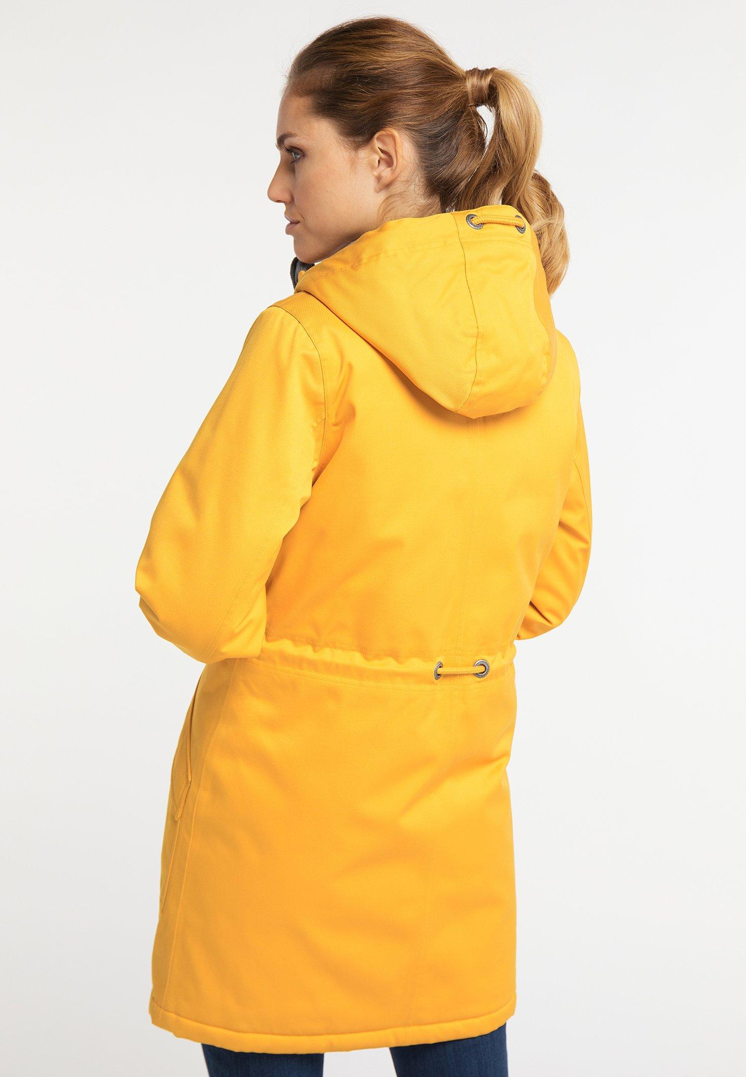 Icebound Veste D\'hiver - Mustard Yellow