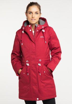 Cappotto invernale - red