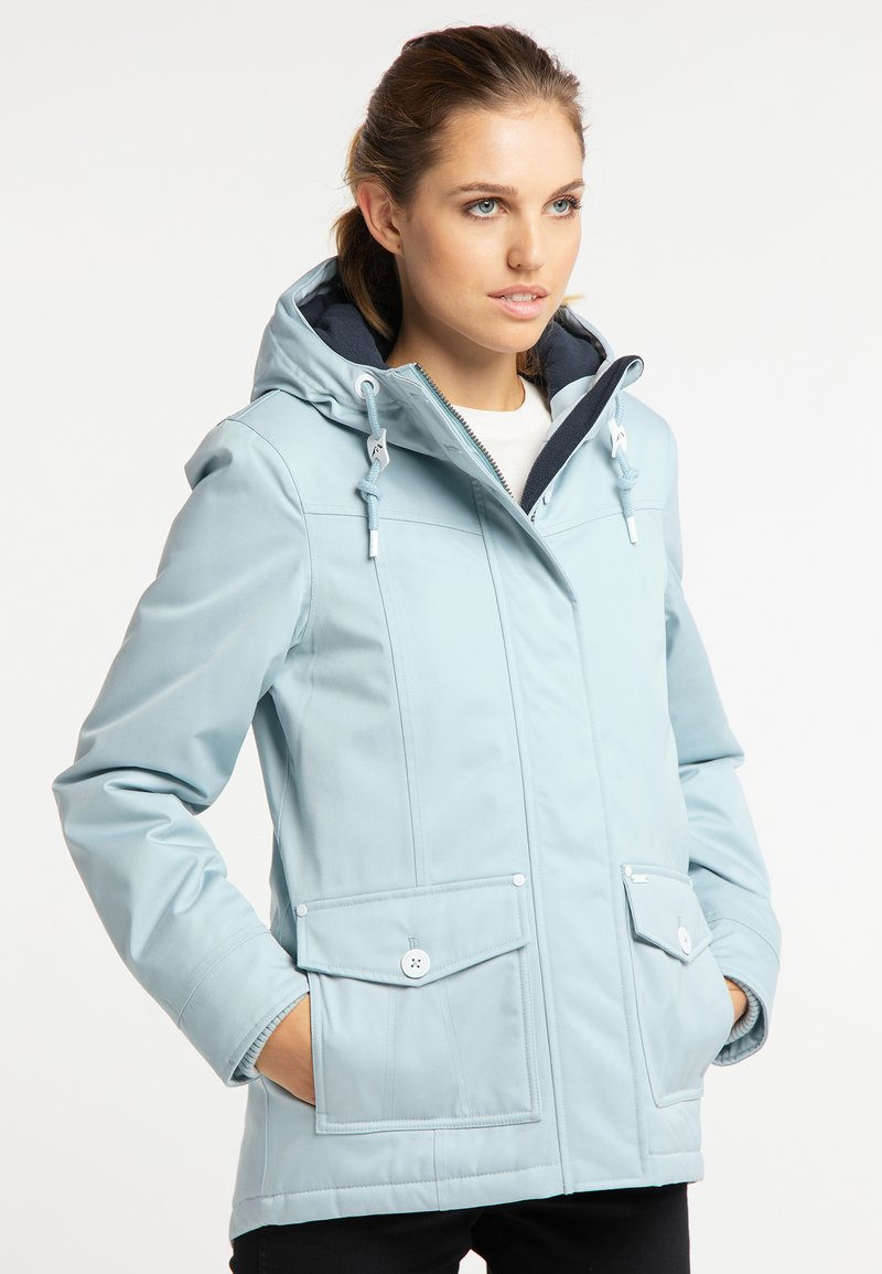 Icebound - Chaqueta de invierno - light blue