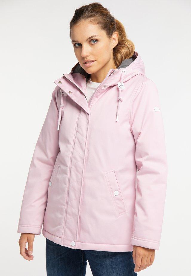 Vinterjacka - powder pink