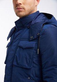 ICEBOUND - Winterjas - dark blue - 3