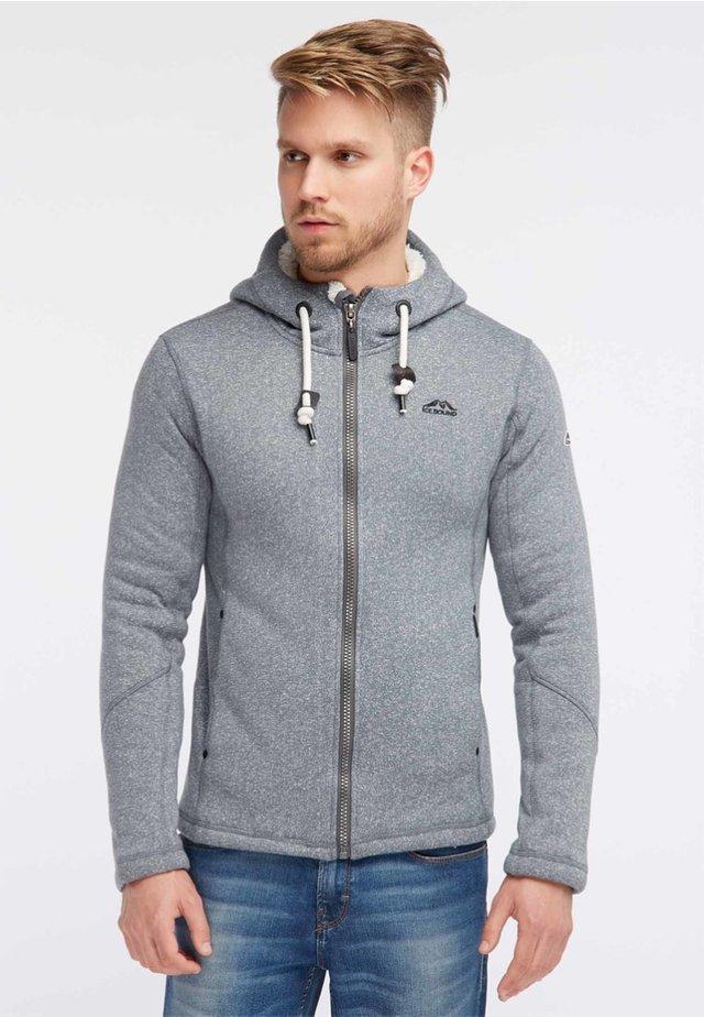 Lehká bunda - mottled grey