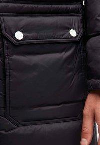 ICEBOUND - Winter coat - black - 3